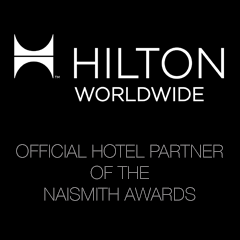 Hilton Worldwide - Official Hotel Sponsor of the Naismith Awards