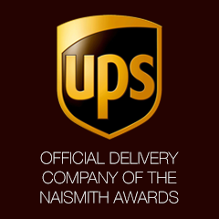 UPS - Official Delivery Company of the Naismith Awards