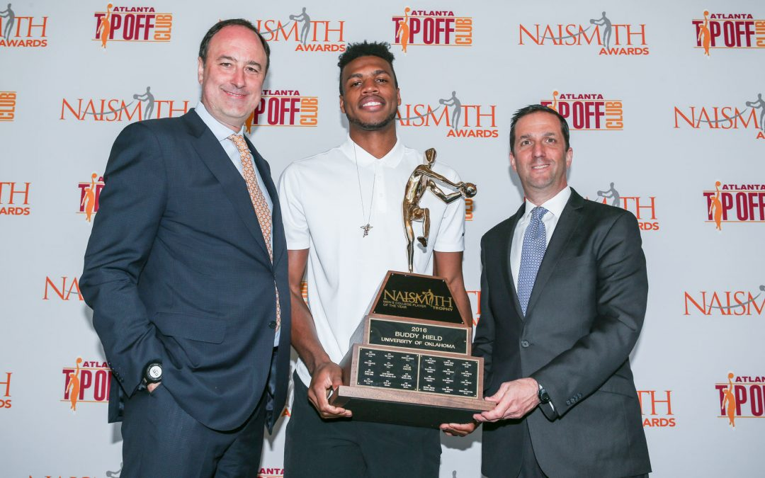 Boomer Sooner: Buddy Hield Named 2016 Naismith Player of the Year
