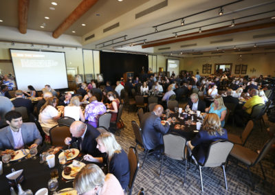 2017 Naismith Awards Brunch