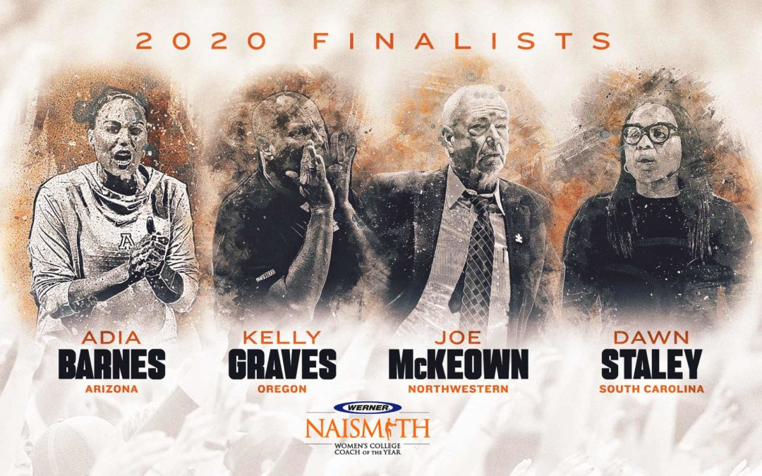 Werner Ladder Naismith Women's Coach of the Year Finalists