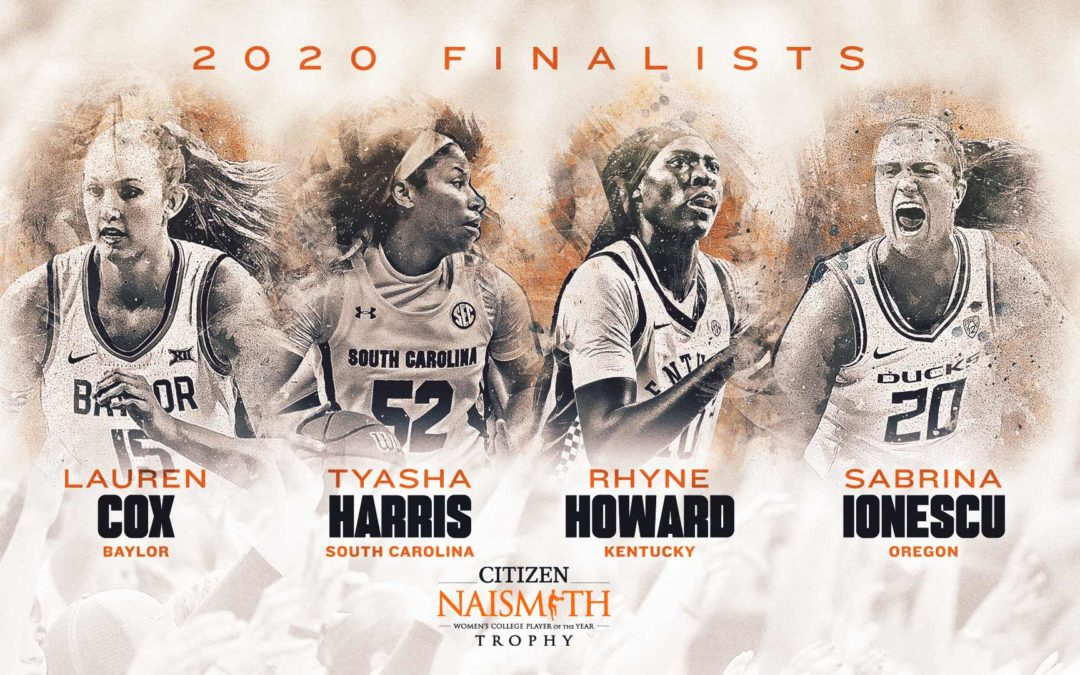 2020 Women's Citizen Naismith Trophy Finalists