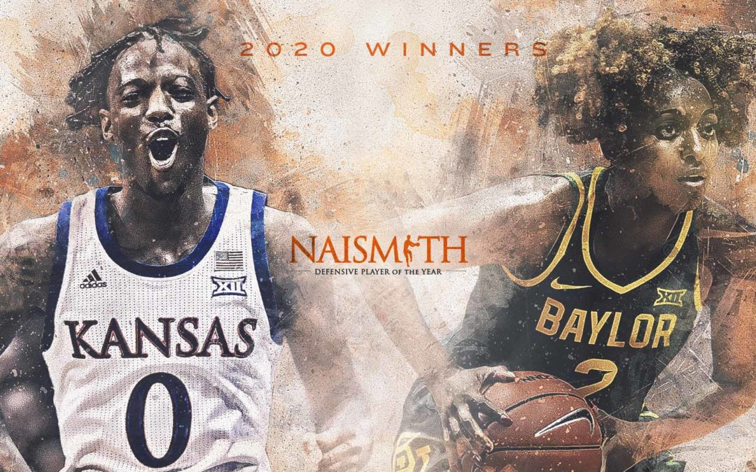 2020 Naismith Defensive Players of the Year