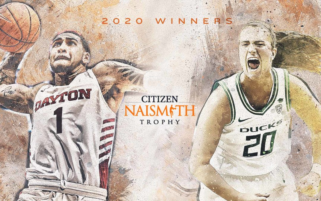 Oregon's Ionescu 'humbled and grateful' to win 2020 Naismith Trophy
