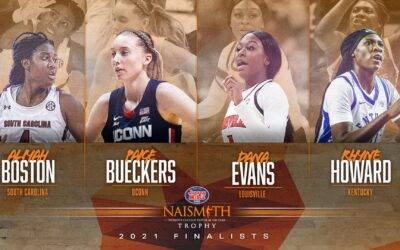 Atlanta Tipoff Club Announces Finalists for the 2021 Jersey Mike's Naismith Women's Trophy