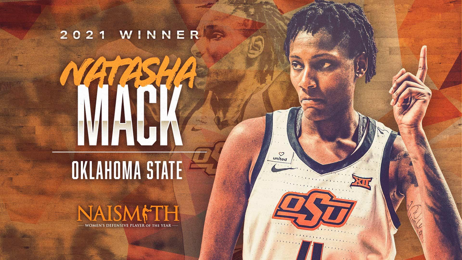 Naismith DPOY Natasha Mack