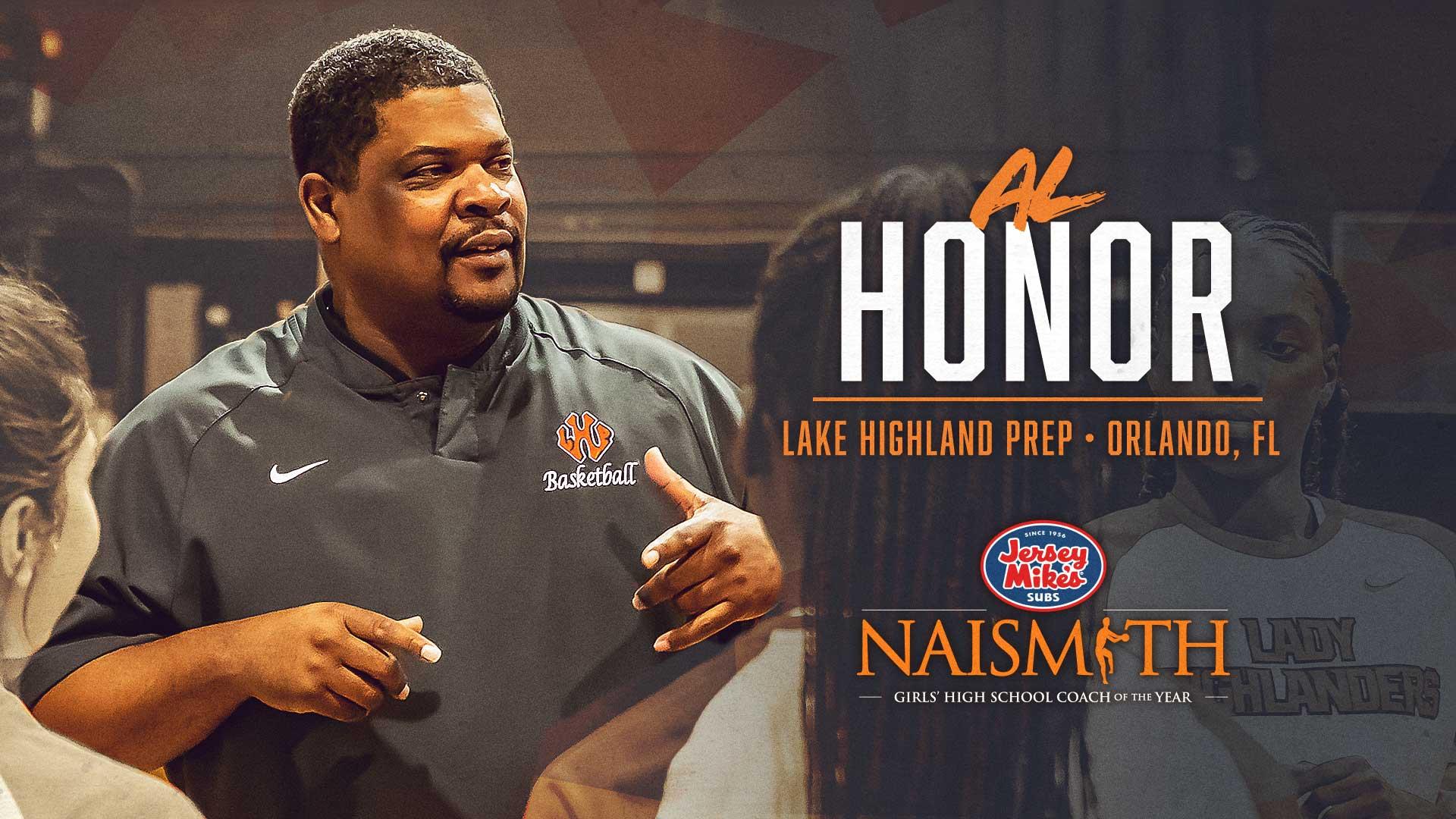Coach Al Honor
